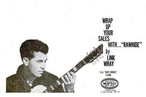 Wray, Link - 01-59 - Rawhide