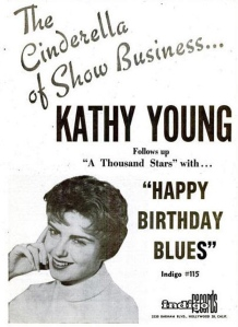 Young, Kathy - 01-61 - Happy Birthday Blues
