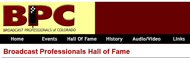 COLO BP HALL OF FAME