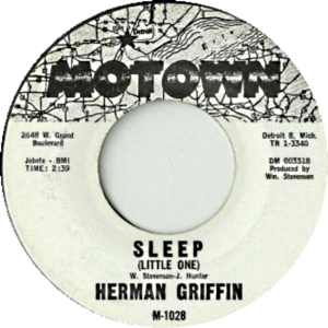 MOTOWN MU GRIFFIN SLEEP