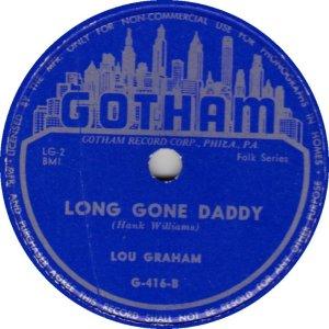 1951 - GOTHAM 416 B