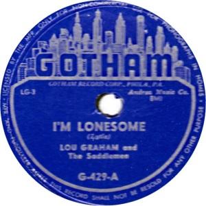 1951 - GOTHAM 429 A