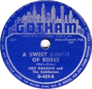 1951 - GOTHAM 429 B