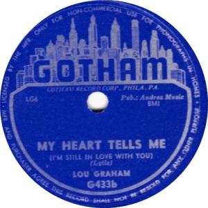 1951 - GOTHAM 433 B