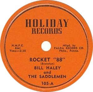 1951 - HALEY & SADDLEMEN A