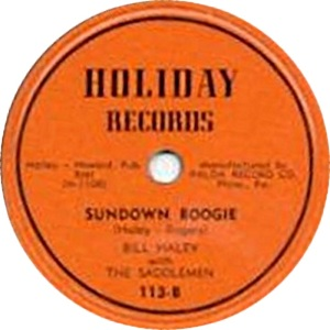 1952 - HOLIDAY 113 78 A