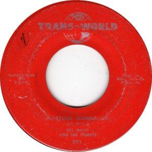 1953 - TRANS-WORLD 321 B