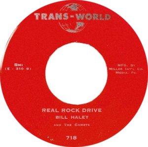1953 - TRANS-WORLD 718 B