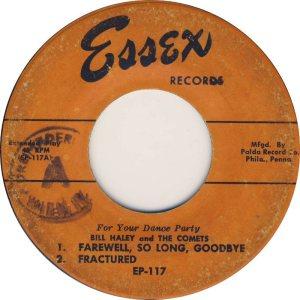 1954 - ESSEX 117 C