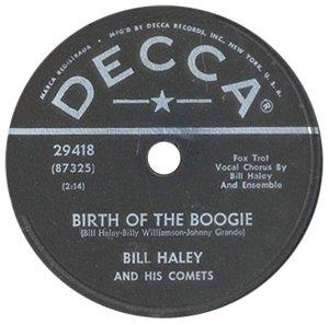 1955-02 - DECCA 29418 - HALEY & COMETS A