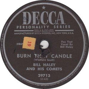 1955-11- DECCA 29713 - HALEY & COMETS BV