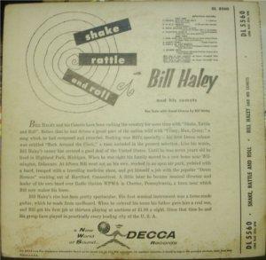 1955 - DECCA LP 5560 D