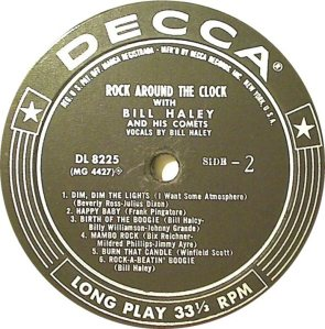 1955 - DECCA LP 8225 B