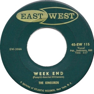 1958 - EAST WEST 115 A