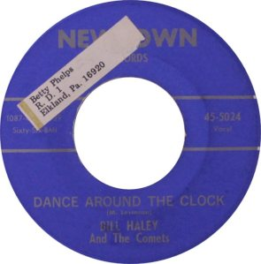 1963 - NEWTOWN 5024 A