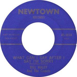 1963 - NEWTOWN 5024 B