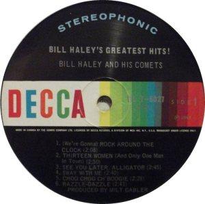 1968 - DECCA 75027 LP A