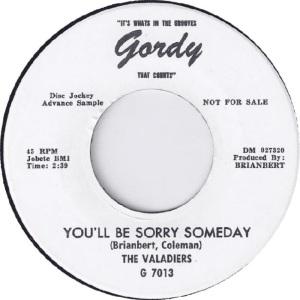 GORDY 7013 - 1-63 B