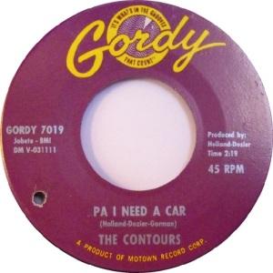 GORDY 7019 - 6-63 A
