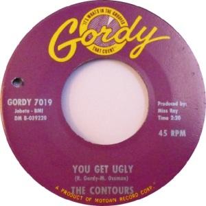 GORDY 7019 - 6-63 B