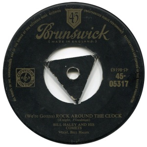 GREAT BRITAIN - ROCK AROUND CLOCK