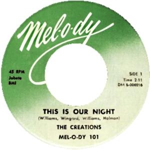 MELODY 101 A
