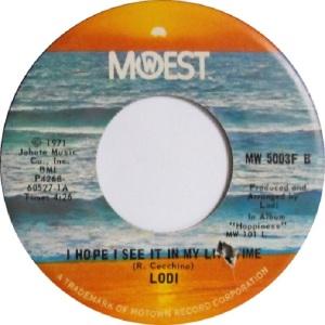 MOWEST 5003 - 8-71 B
