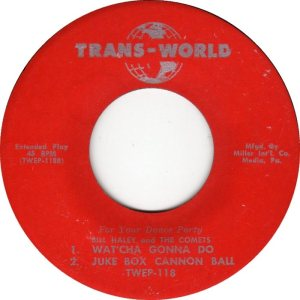 TRANSWORLD 118 C