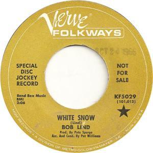 bob-lind-white-snow-verve-folkways 66