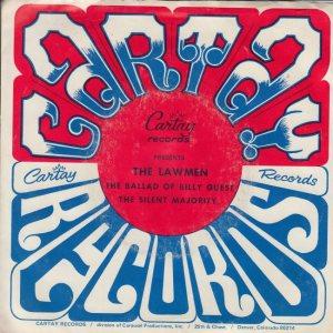 CARTAH 5337 - LAWMEN - PS A