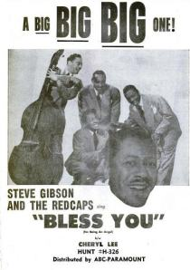 Gibson, Steve & Red Caps - 04-59 - Bless You