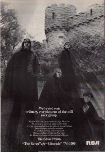 Glass Prism - 1969 BB - The Raven