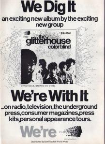 Glitterhouse - 1969 BB - We're With It