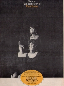 Glories - 1969 BB - I Stand Accused