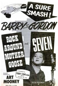 Gordon, Barry - 01-56 - Rock Around Mother Goose