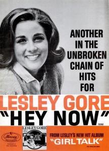 Gore, Leslie - 10-64 - Hey Now