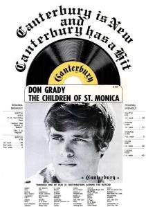 Grady, Don - 11-66 - The Children of St Monica