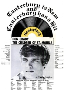 Grady, Don - 11-66 - The Children of St Monica