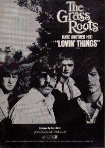 Grass Roots - 1969 BB - Lovin Things