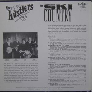 Hustlers - Finer Arts 103 LP - Husters - Ski Country F (2)