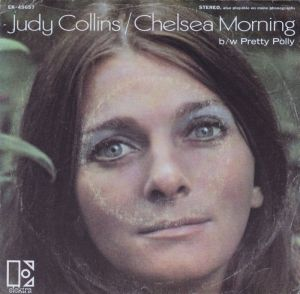 Judy Collins Chelsea PS 1965