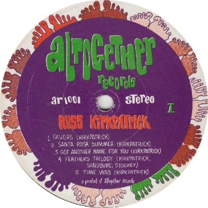 KIRKPATRICK, RUSS - ALTOGETHER 1001 - RA