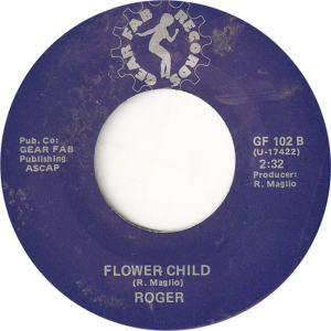 Roger - Gear Fab 102 - Flower Child