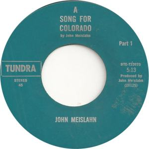 Tundra 22073 - Meislahn, John - A Song for Colorado Part 1