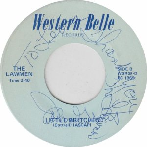 WESTERN BELLE 7 - B
