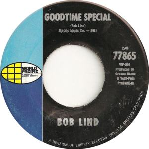 World Pacific 77865 - Lind, Bob - Goodtime Special