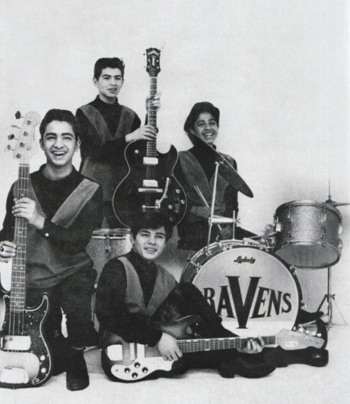 BOSS BAND RAVENS