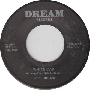 DREAM 212017 - PIPE DREAM 0 WHITE CAP