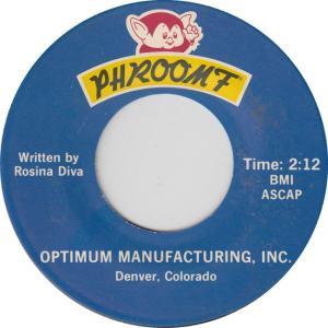 PHROOMF - NO ARTIST - OPTIMUM MANF R A