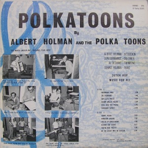 HOLMAN POLKA TOONS -  LP 141 - RA 1 (3)